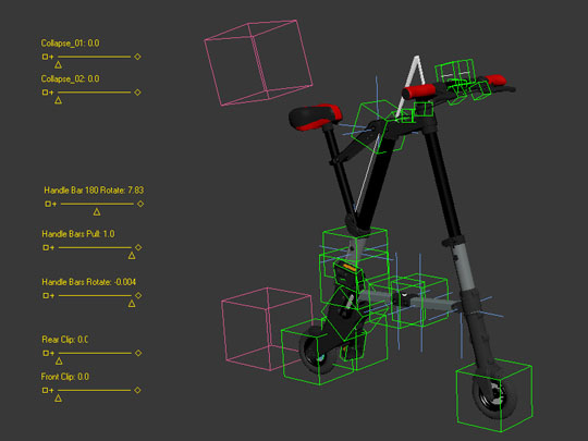Sinclair A-Bike Rig Image
